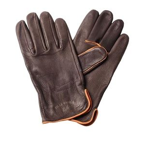 Bills Khakis Men's Deerskin Leather Driving Gloves